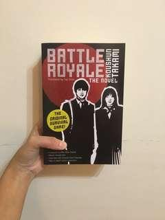 Battle Royale novel