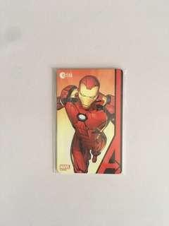 Iron man EZ-Link card