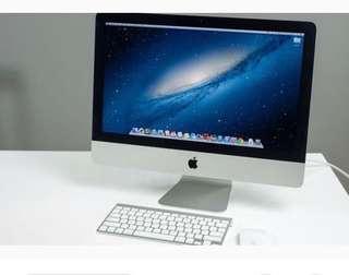 iMac 21.5 Inch Late 2013