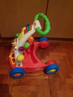 Fisher Price Walker - Cleaned and Sanitised