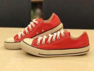 美國 HOZ 帆布鞋