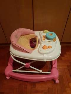 Baby Walker - Cleaned and Sanitised