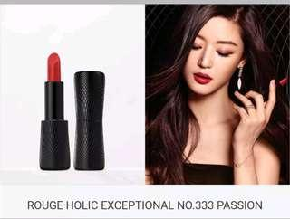 🚚 Hera Rouge Holic Exceptional 3g #333