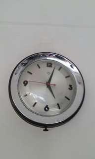 Vintage Diamond Industry electric wall clock 10inch diameter . Working condition