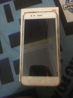 Handphone Second Xiaomi Mi A1