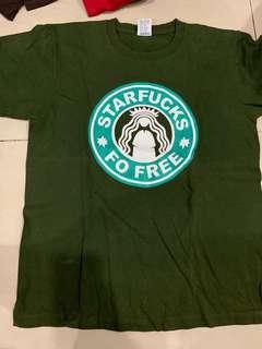 Starfucks fo free
