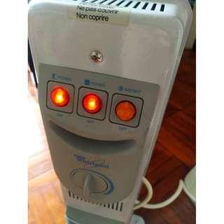 惠而浦 wheelpool 油壓式暖爐