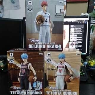 [3pcs=$95] kuroko basketball set