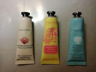 Crabtree & Evelyn moisturing hand therapy