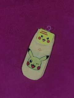 Pikachu Socks (from Korea)