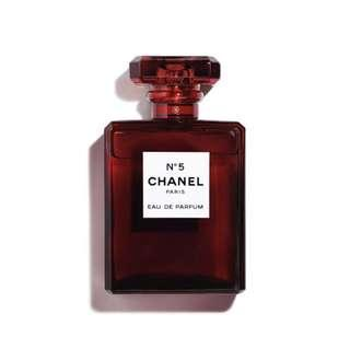 Chanel no 5 Edp red limited edition