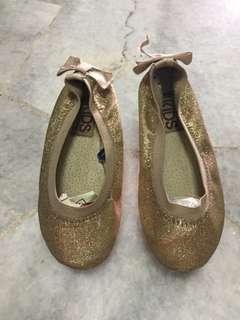 Cotton on Kids glitter ballerina