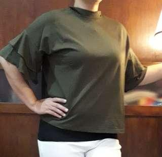 Tops Army Colour