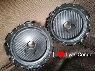 Speaker pintu carrozzeria 6.5