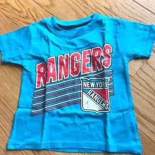 New York Rangers Tee