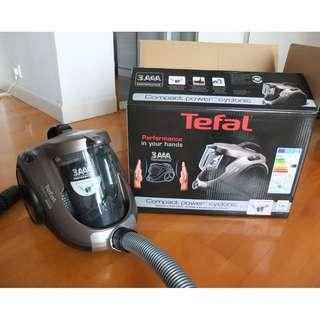 Tefal Compact Power Cyclonic TW3786HA 無塵袋吸塵機 (99.9%新)