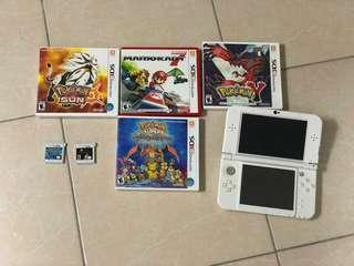 3DS Pokemon Sun, Pokemon Y, Lego Starwars