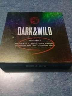 (WTS) BTS DARK & WILD ALBUM