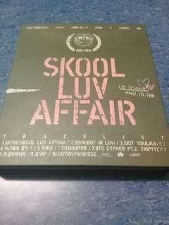 ( WTS) BTS SKOOL LUV AFFAIR