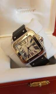 Cartier santos xl 100