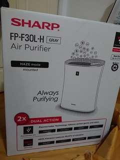 Sharp Plasmacluster Ion Air Purifier (FPF30LH)