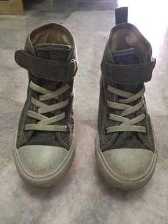 Pre💜 H&M high cut shoes