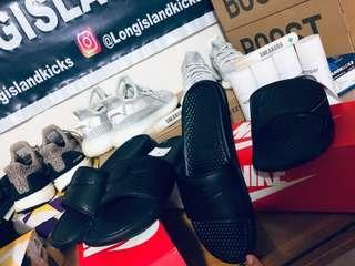 Nike Benassi Uk 10, US 11