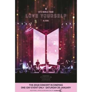 BTS Love Yourself Seoul in Seoul Tickets (4)