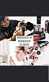 Makeup Class available!