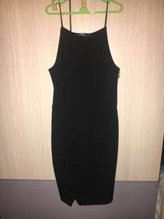 Forever New Black Bodycon Dress