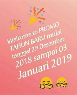 Promo Tahun Baru