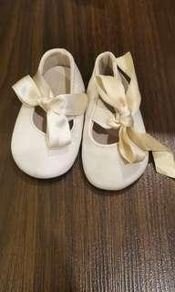 Ralph Lauren Baby Ballet Girl Shoes