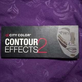 City Color Contour Effects 2