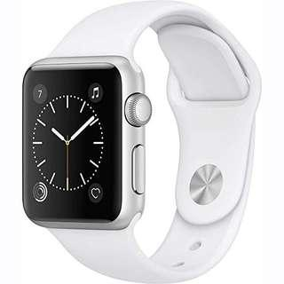 Apple Watch S1 38mm Sil AI White Sp