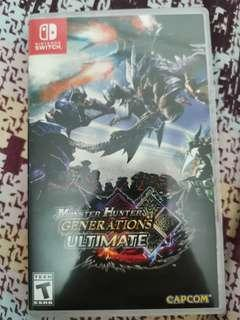 🚚 Monster Hunter Generations Ultimate