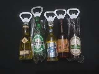 Bundle of Bottle Openers