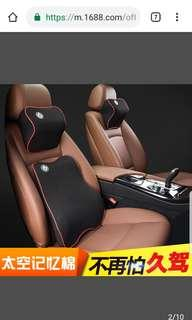 🚚 Back Cushion For Car Seats(Back and Neck)