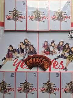 INSTOCK SEALED TWICE YES OR YES