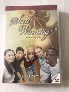 Benny Ho - 6 Cds Soul Winning Made Simple