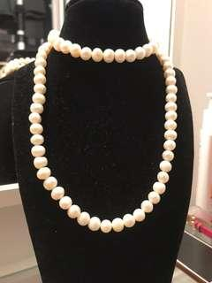 Long Pearl Necklace (FREE POSTAGE)