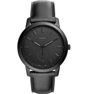 Fossil Minimalist Leather Watch