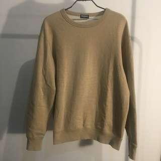Uniqlo brown sweater