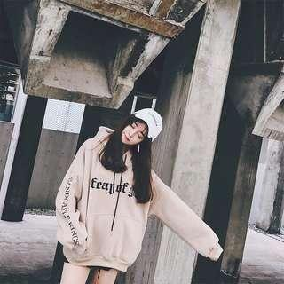 inspired fear of god hoodie