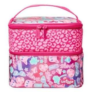 OBW SMIGGLE DOUBLE LUNCH BOX