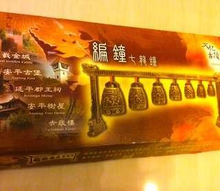🚚 台南古蹟收藏  七龍鐘