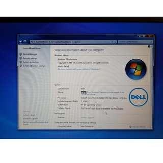 Notebook Dell Latitude E6330 Core i5, 8GB RAM, 256GB SSD