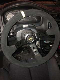 類omp賽車方向盤