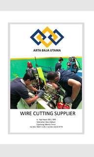 Jasa potong dan pelurus besi ( Wire cutting supplier )