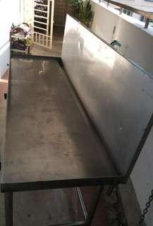 stainless steel stove cooking table 白刚炉架