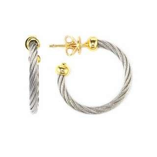 Charriol Celtic Earrings